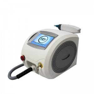 Good quality Picosecond Nd Yag Laser - nd yag laser carbon laser peel black doll removal tattoo machine – KEYLASER
