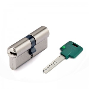 Factory Cheap Hot Single Cylinder Door Lock - Cylinder And Key/MM Keyway Cylinders – KEYPLUS