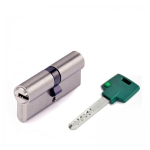 Factory Supply 70mm Cylinder Lock - Cylinder And Key/MS Keyway Cylinders – KEYPLUS
