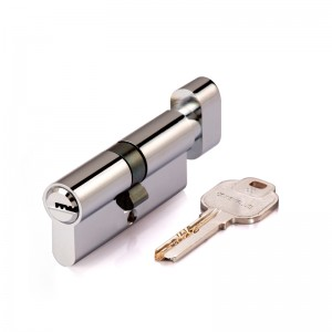 Cheap PriceList for 80mm Cylinder Lock - Cylinder And Key/M Keyway Cylinders – KEYPLUS