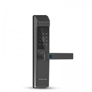 High Performance Biometric Door Lock Residential - New Brand Smart Locks N3 With Mobile App – KEYPLUS