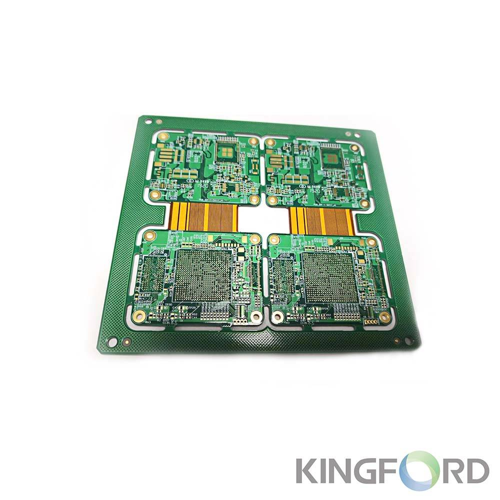 New Fashion Design for Ceramic Pcb - Security – Kingford detail pictures