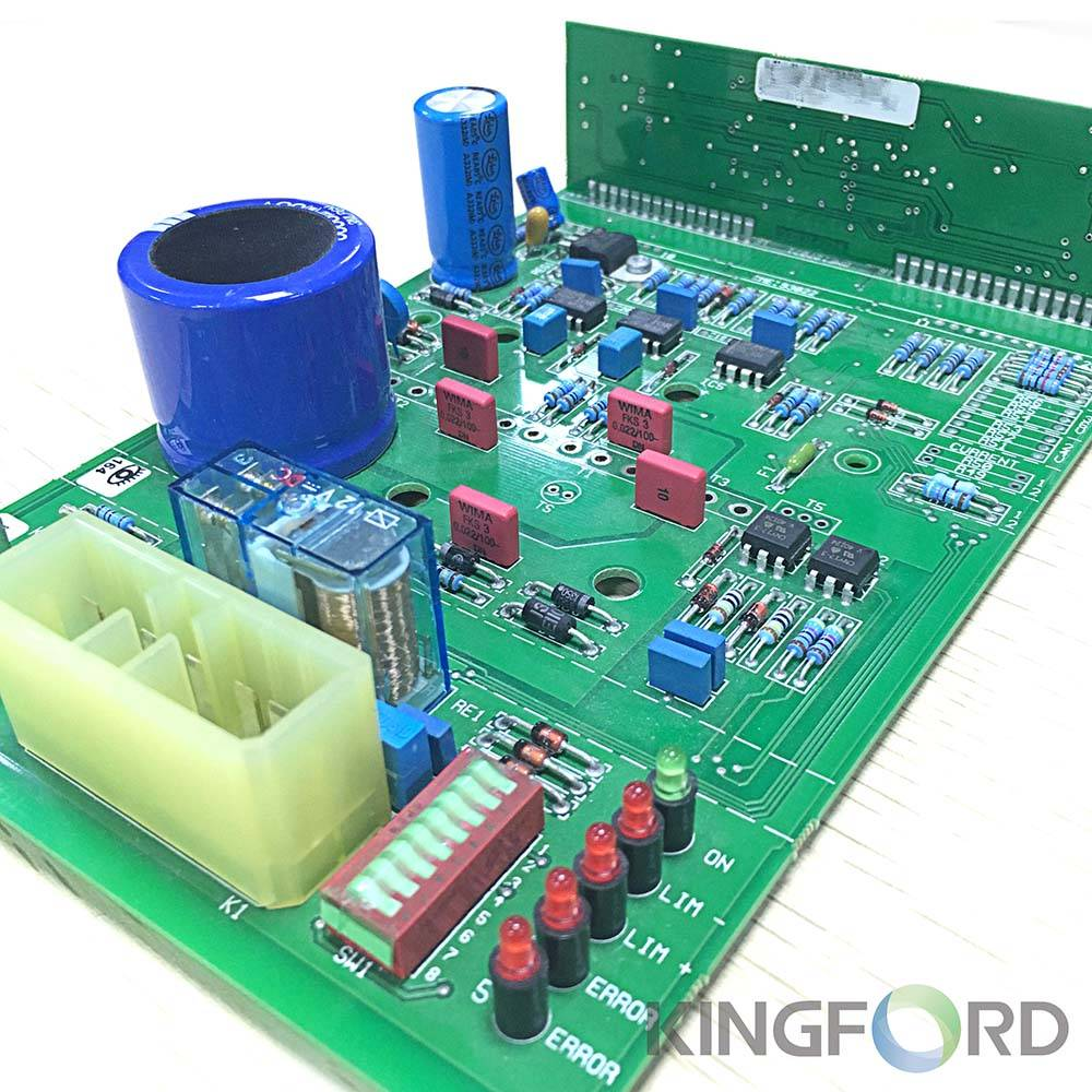 professional factory for Electronic Assembly China - Oil&Gas – Kingford