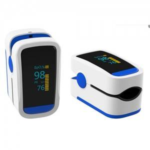 New Fashion Design for So2 And No2 - CY901 Pulse Oximeter – KingTop