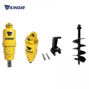 Factory Cheap Ripper For Tractor - Earth auger – Dongheng Machinery