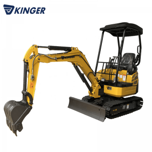 Reliable Supplier Concrete Mixer Prices - MINI excavator – Dongheng Machinery