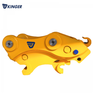 Top Suppliers Earth Auger Bits - Quick coupler – Dongheng Machinery