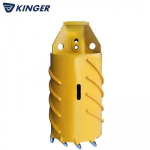 Good Wholesale Vendors Hydraulic Earth Auger Drill - Core barrel – Dongheng Machinery