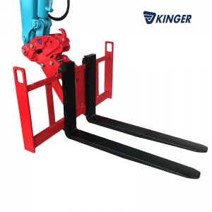 2020 High quality Forklift Attachments - Pallet Fork – Dongheng Machinery