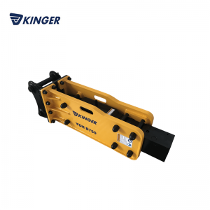 18 Years Factory Excavator Drilling Attachment - Hydraulic breaker – Dongheng Machinery