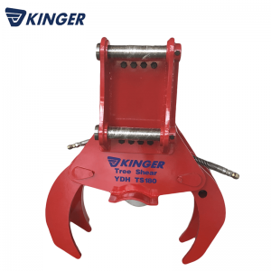 Leading Manufacturer for Timber Grapple - Tree shear – Dongheng Machinery