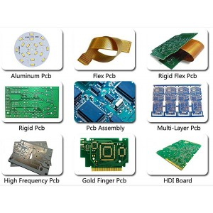 China Cheap price Pcb Assembly For Studiolive - PCB Fabrication – Kingford