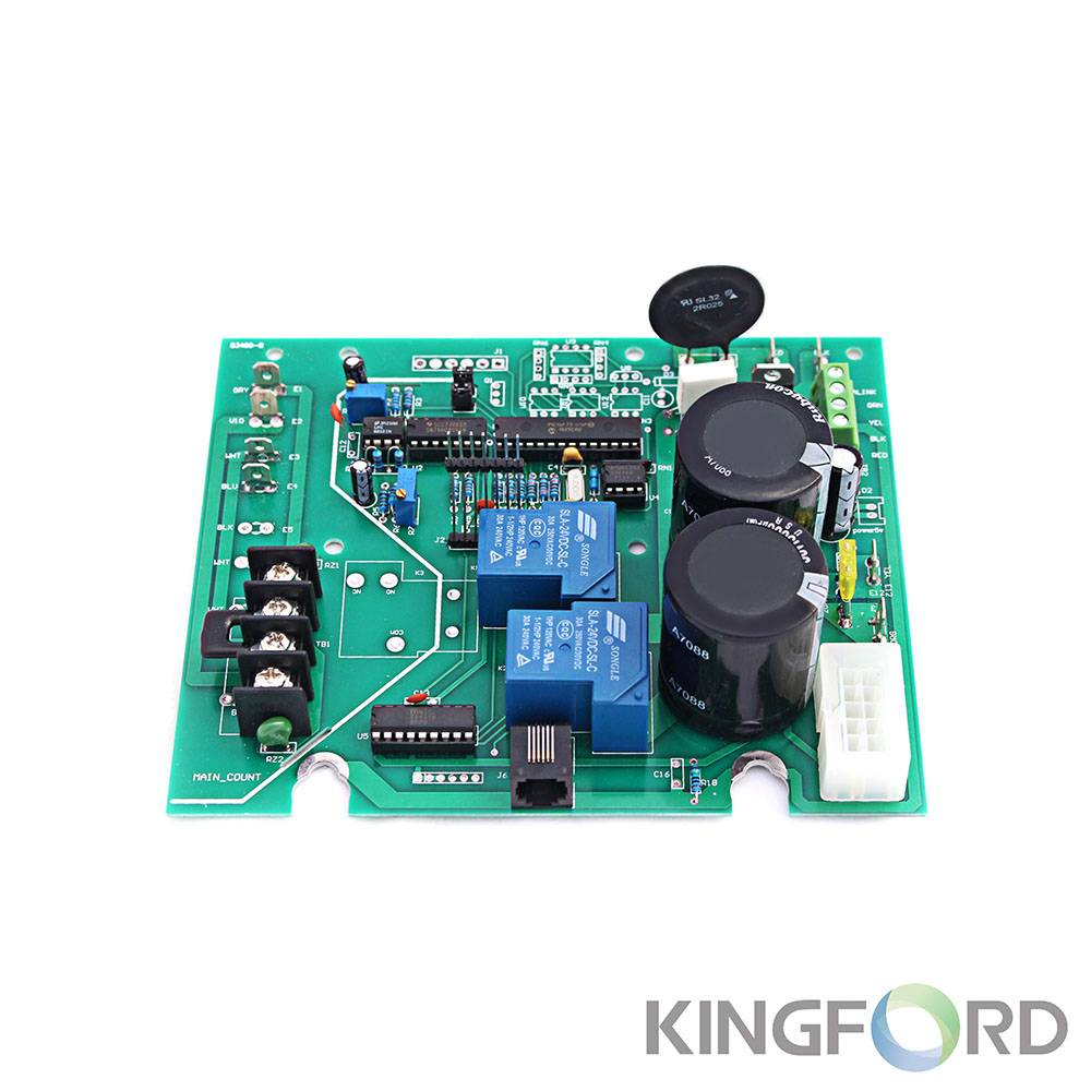 High definition Printed Circuit Board Components - Communication – Kingford Featured Image