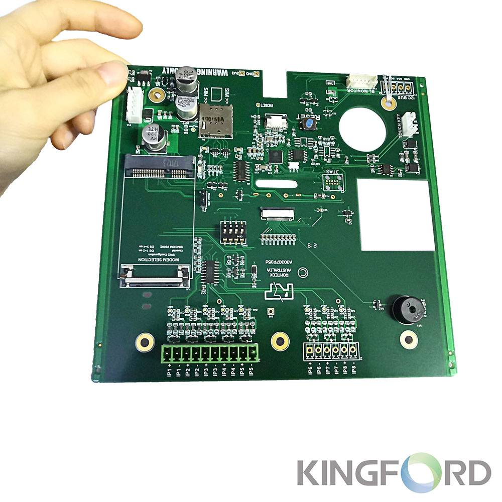 High reputation Pcb Assembly Facility Planning - Industrial Control – Kingford