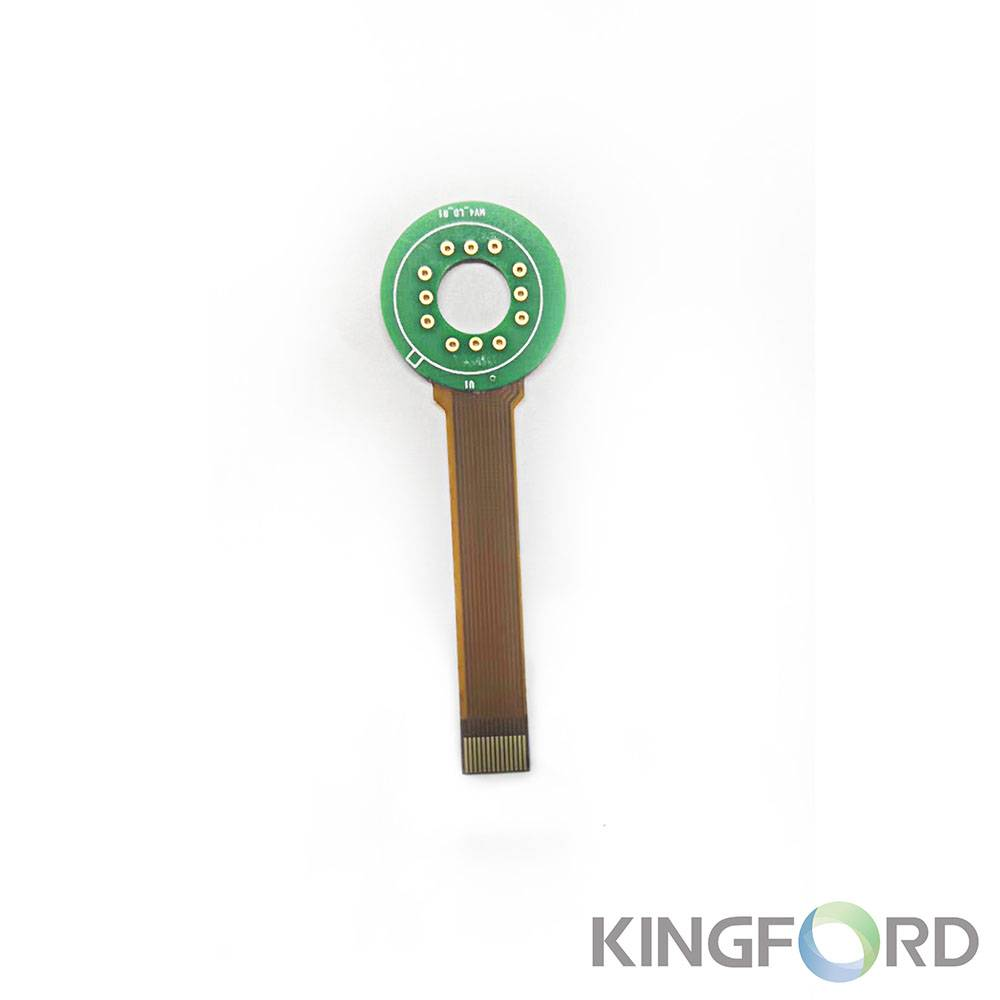 China wholesale Borderless Pcbs - Industrial Control – Kingford