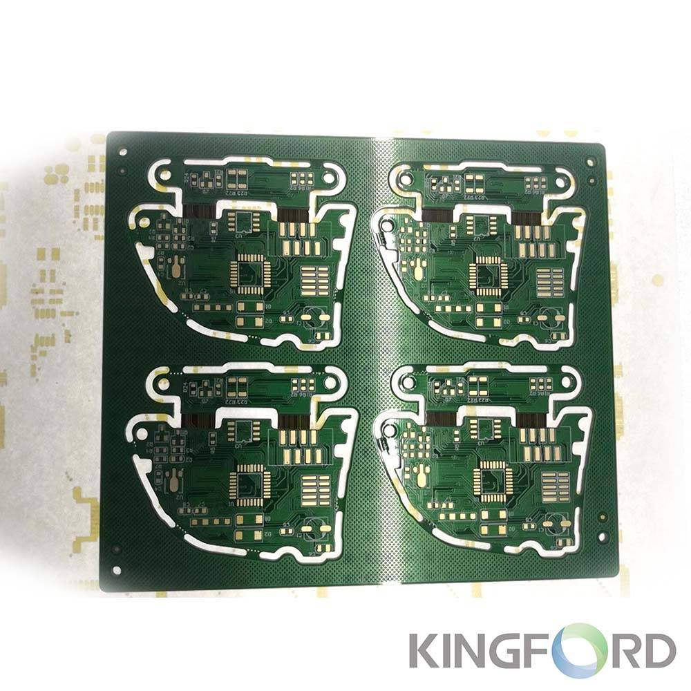 Factory source Flexible Printed Board Manufacturing - Consumer electronics – Kingford detail pictures