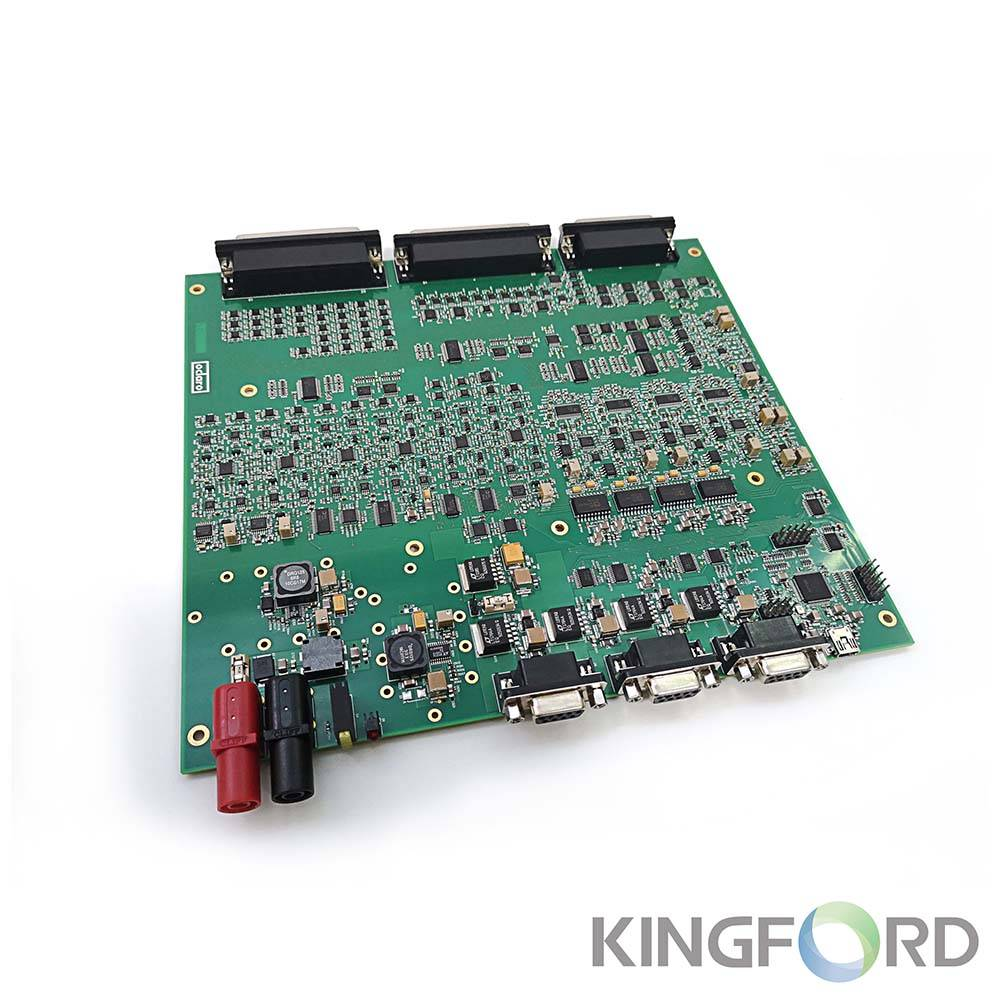 2019 High quality Pcb Manufacturing And Assembly - Security – Kingford