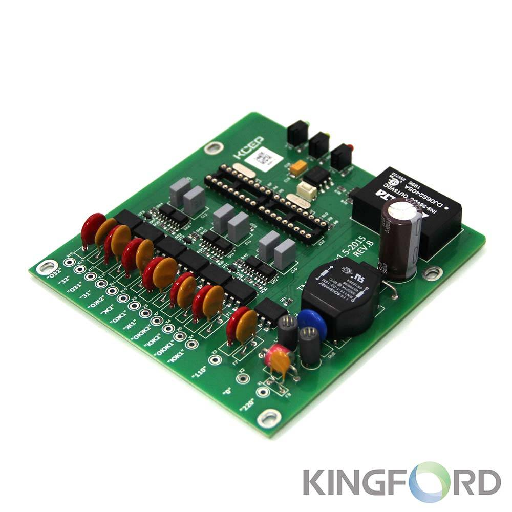 2019 High quality Pcb Manufacturing And Assembly - Security – Kingford Featured Image
