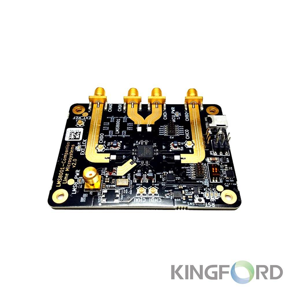 Short Lead Time for Quick Pcb Assembly - Oil&Gas – Kingford Featured Image