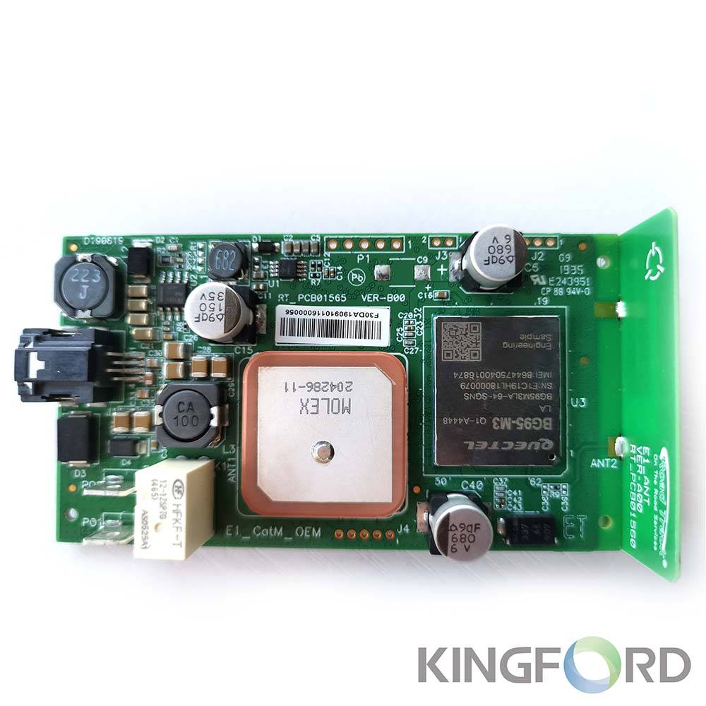 18 Years Factory Pcb With Assembly - Automotive – Kingford