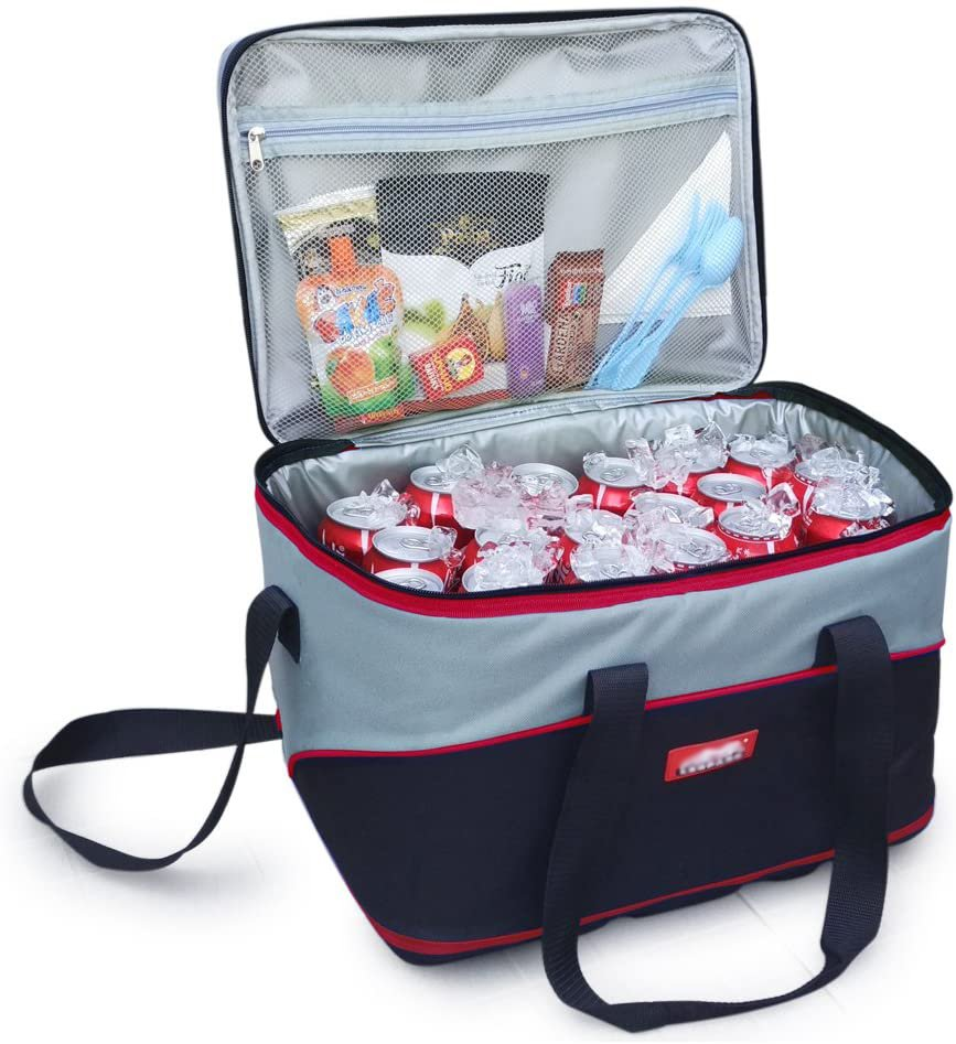 China High Quality Insulated Cooler Bags Exporters –  Outdoor Soft Insulated Cooler Bag 24/48 Cans – Kinghow