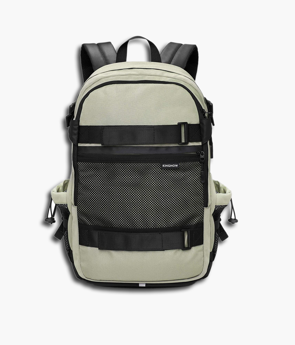 China High Quality Hiking Packs Factories –  Fashion Hot Sale Backpack Large Capacity Waterproof and Popular USB Charging Backpack Bag Students Laptop Backpack Bag – Kinghow Featured Image