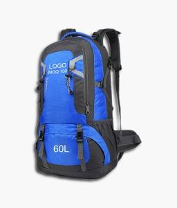 60L Large Capacity Mountaineering Bag Hiking Sport Backpack Outdoor Backpack
