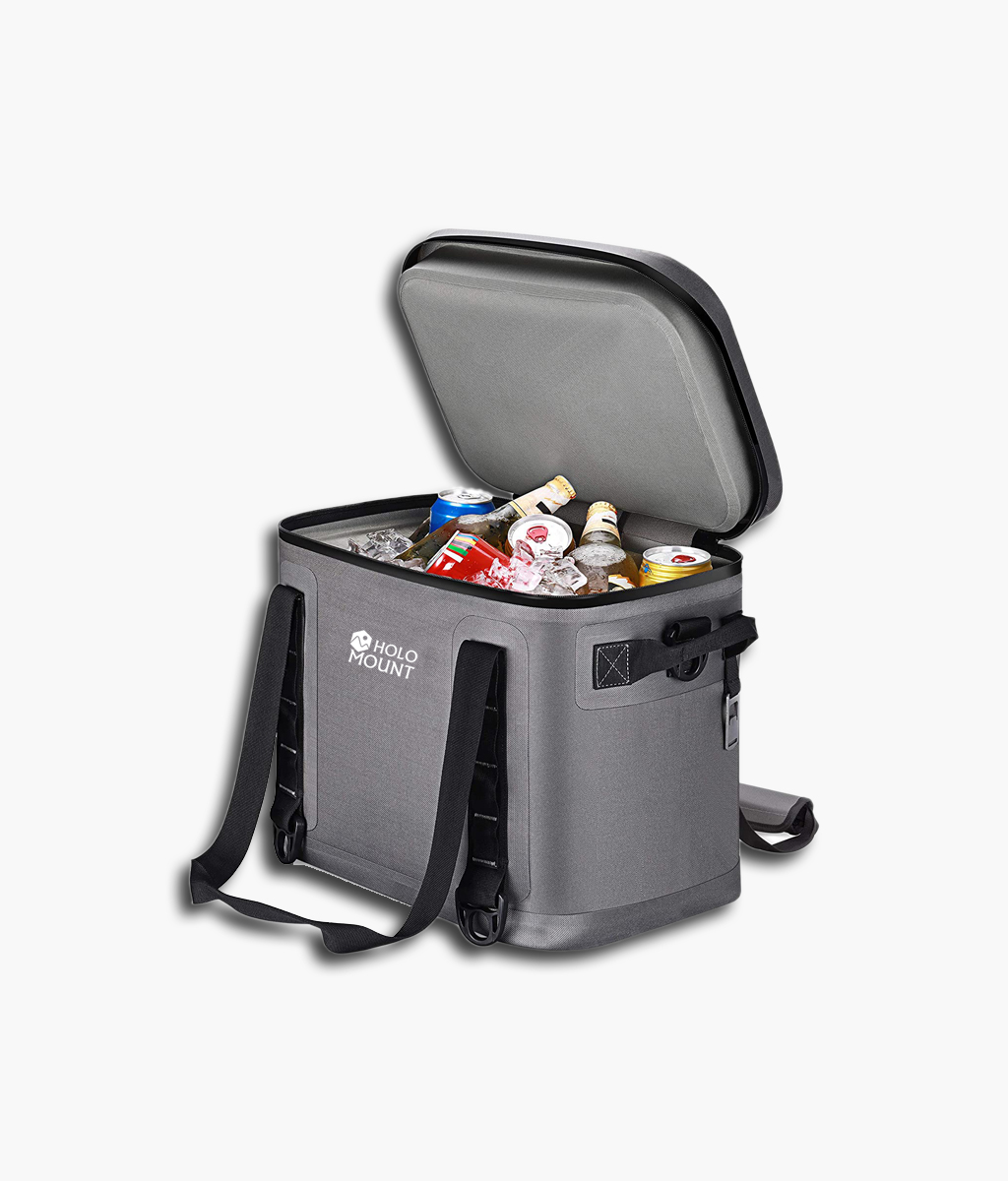 Insulated Cooler Leakproof Soft Cooler Bag Men Women to Picnic, Hiking, Fishing, Camping Featured Image