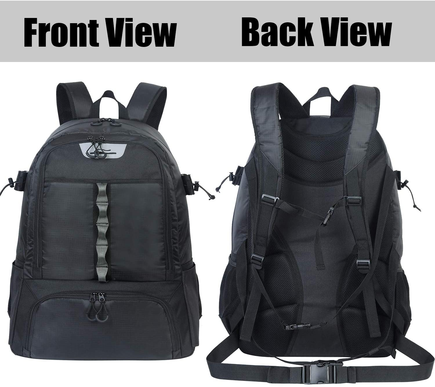 China Wholesale Messenger Backpack Suppliers –  Custom Large Capacity Hockey Equipment Backpack – Kinghow