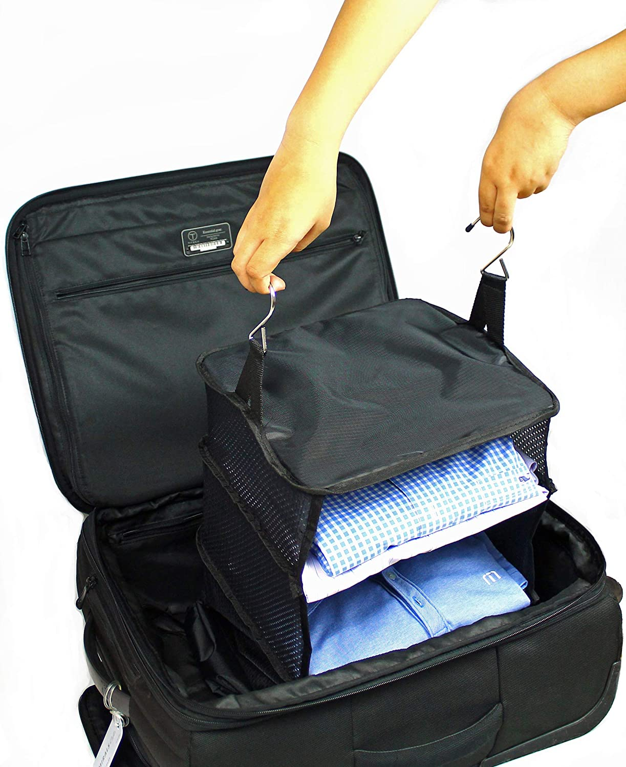OEM Custom Toiletry Bag Exporters –  Luggage System Suitcase Organizer – Kinghow