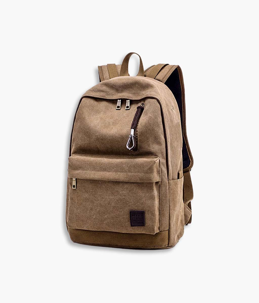 China Wholesale Tech Backpack Factory –  Heavy Duty Canvas Backpack – Kinghow Featured Image