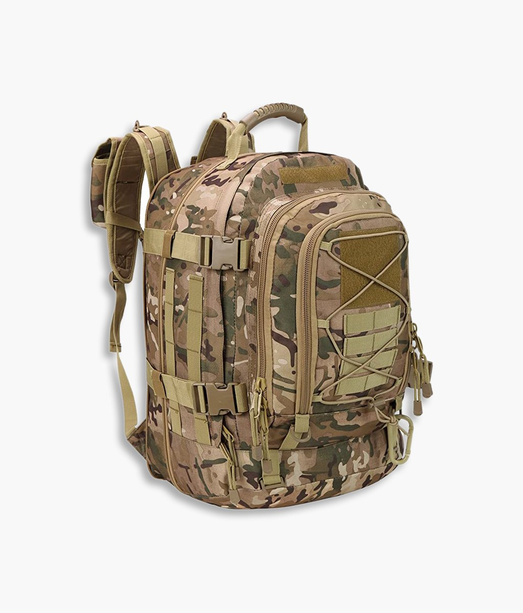 Military Tactical Backpack Waterproof