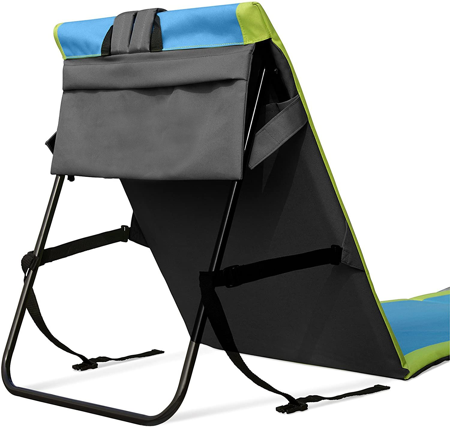 OEM Custom Soft Cooler Bag Manufacturers –  Portable Beach Mat & Chair – Kinghow detail pictures