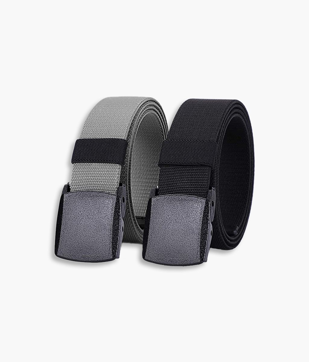 Mens Nylon Belt 51 inch Elastic Stretch Featured Image