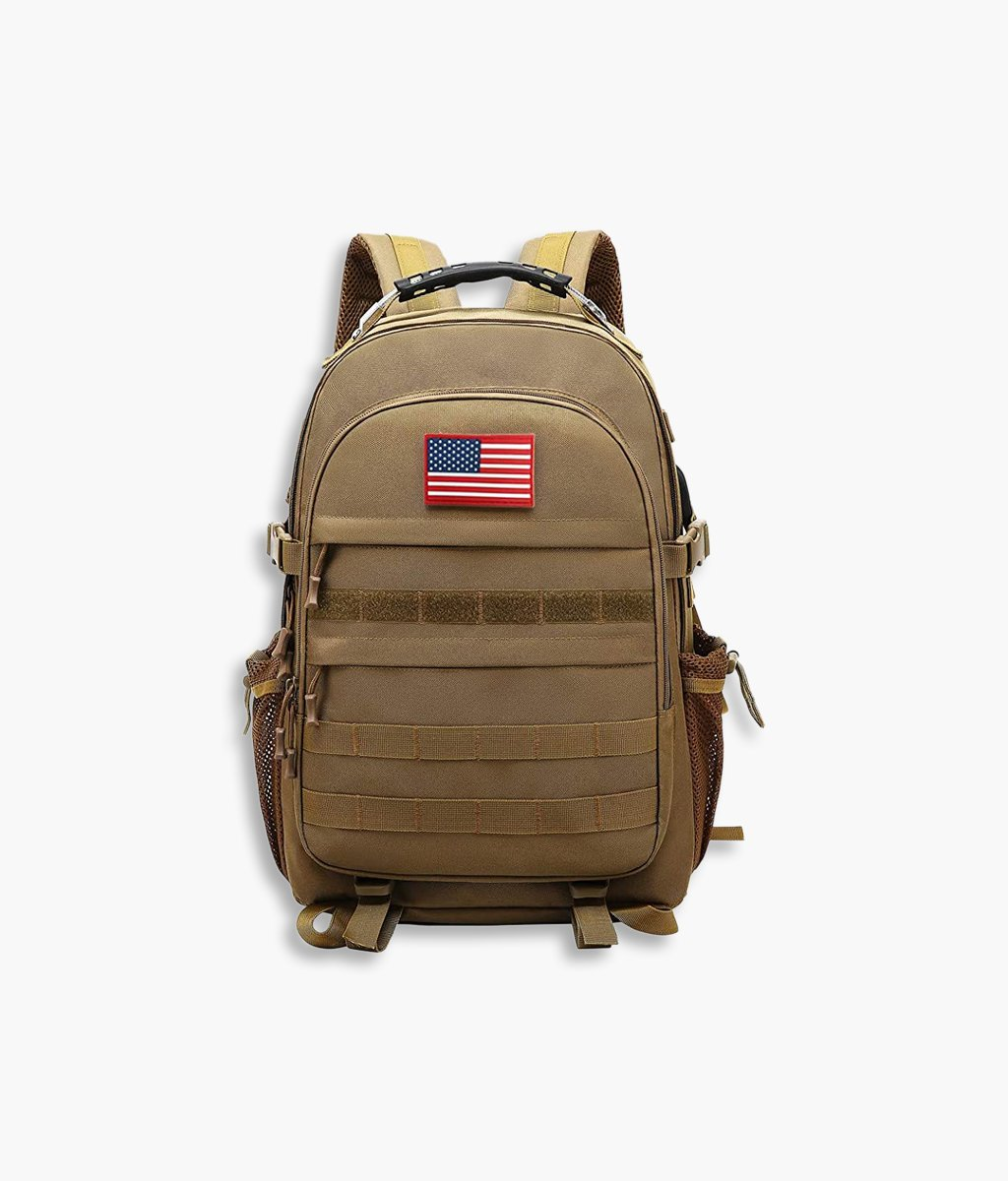 China Wholesale Gym Backpack Suppliers –  Military Tactical Backpack 40L Army Pack – Kinghow