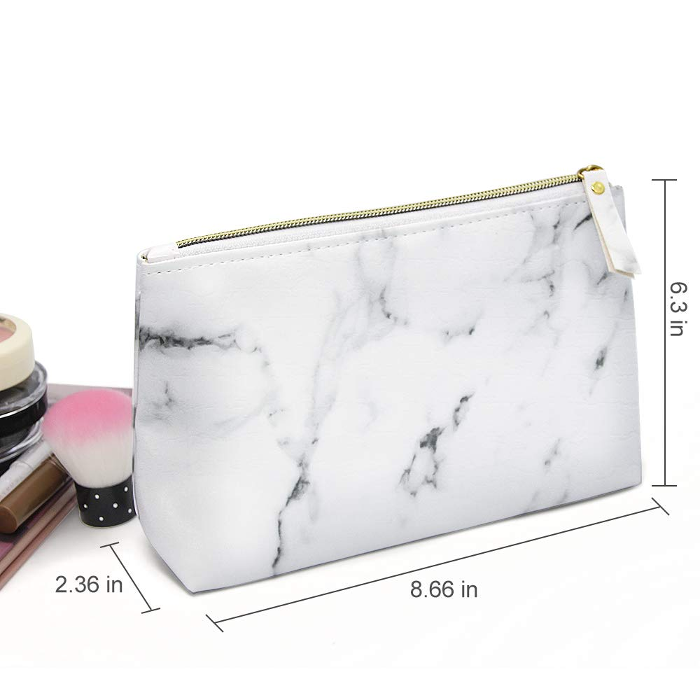 OEM Custom Cosmetic Exporters –  Custom Logo Makeup Case Women Travel Cosmetic Bags – Kinghow detail pictures