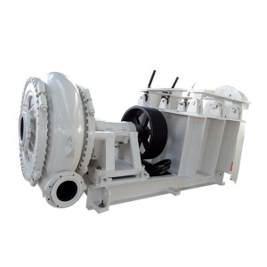 High definition Emsco Mud Pump - DGD Dredge Pump for Sand and Gravel Pump (Repalce G/GH) – damei kingmech pump