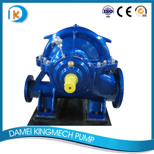 Leading Manufacturer for Sump Pump Gpm - API610 BB1(SHD/DSH)  Pump – damei kingmech pump Featured Image