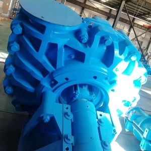 Chinese wholesale Lewco Mud Pumps - HADPP Heavy Duty Abrasive Slurry Pump In Series(Repalce AHPP) – damei kingmech pump