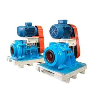 Factory Supply Diesel Mud Pump - HFD Horizontal Froth Pump (Repalce AHF) – damei kingmech pump