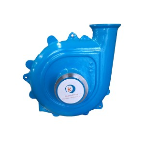 China Cheap price Mining Slurry Pump - HSD Heavy Slurry Duty Pump(Repalce XU) – damei kingmech pump