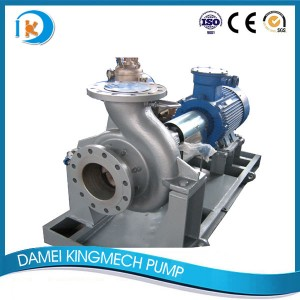 Chinese wholesale Above Ground Sump Pump - API610 OH2 Pump CMD Model – damei kingmech pump