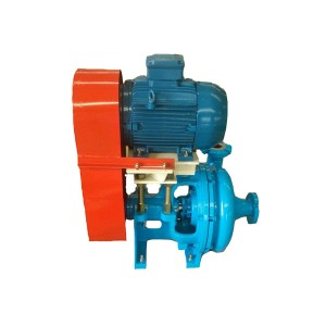 Reasonable price AHPP Heavy Duty Abrasive Slurry Pump in - TCD  Cyclo Vortex Pump(Repalce TC) – damei kingmech pump