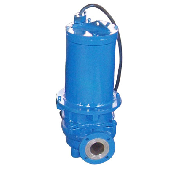 Factory Price Vertical End Suction Pump - WQ Submersible Sewage Pump – damei kingmech pump detail pictures