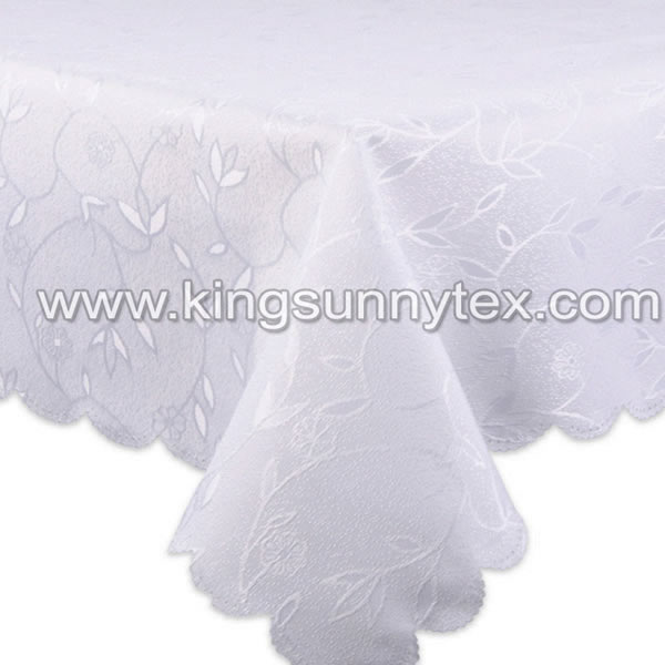 100% Polyetser Waterproof Hotel Table Linen Featured Image