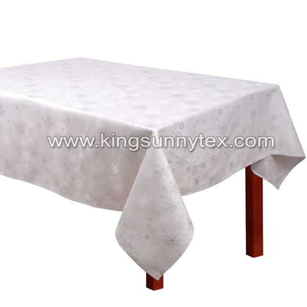 Beautiful Rectangle Dining Table Decoration