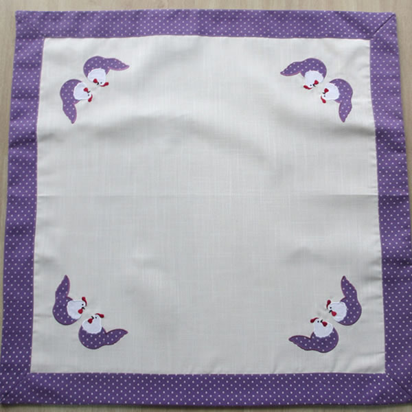 Beautiful Easter Chicks Tablecloths For Easter Decoration
