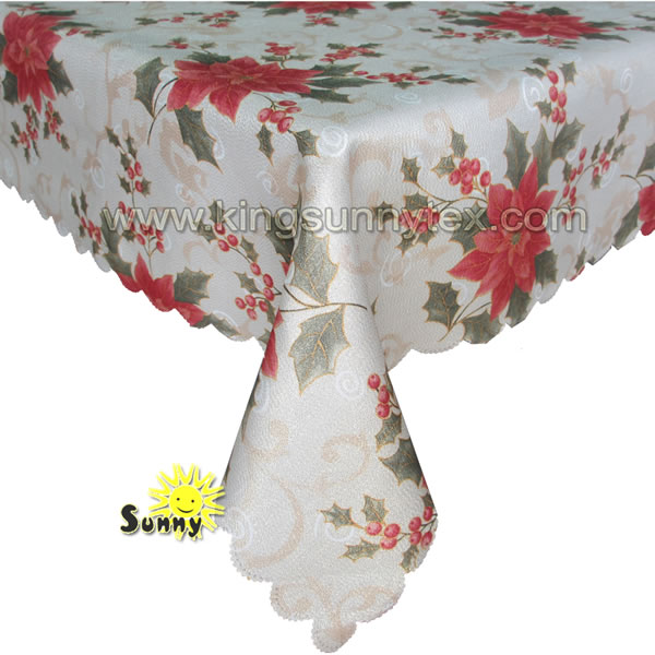 Spring Printing Series Tablecloths-1