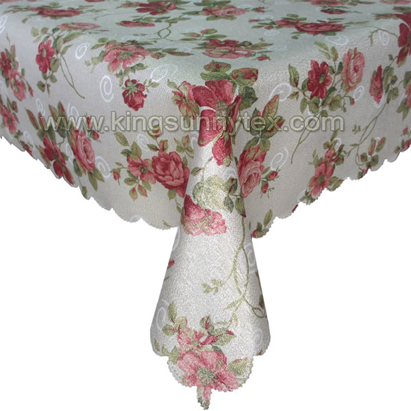 Spring Printing Series Tablecloths-3