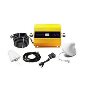 Well-designed Singtel Signal Booster - 17-25dBm indoor CDMA 850 cell phone signal booster repeater – Kingtone